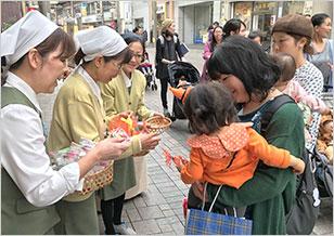 10/26(金) 6丁目 ときわんモトロク ハロウィンパレード開催!