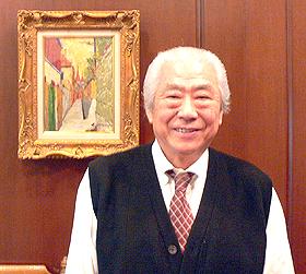 5丁目「yoshida」の元町の芸術家 吉田 喜代一さん