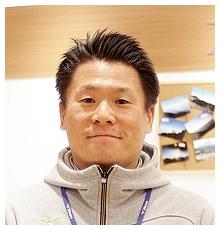 1番街「ミズノウエルネスショップ神戸元町店」店長 山本 裕治さん