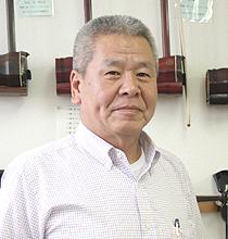 1番街「国際楽器 株式会社」 蓮池 國男さん