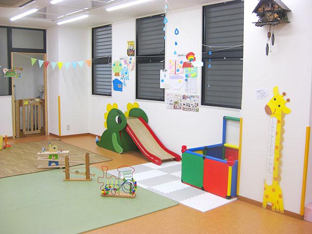 子育て支援センター ときわんモトロク